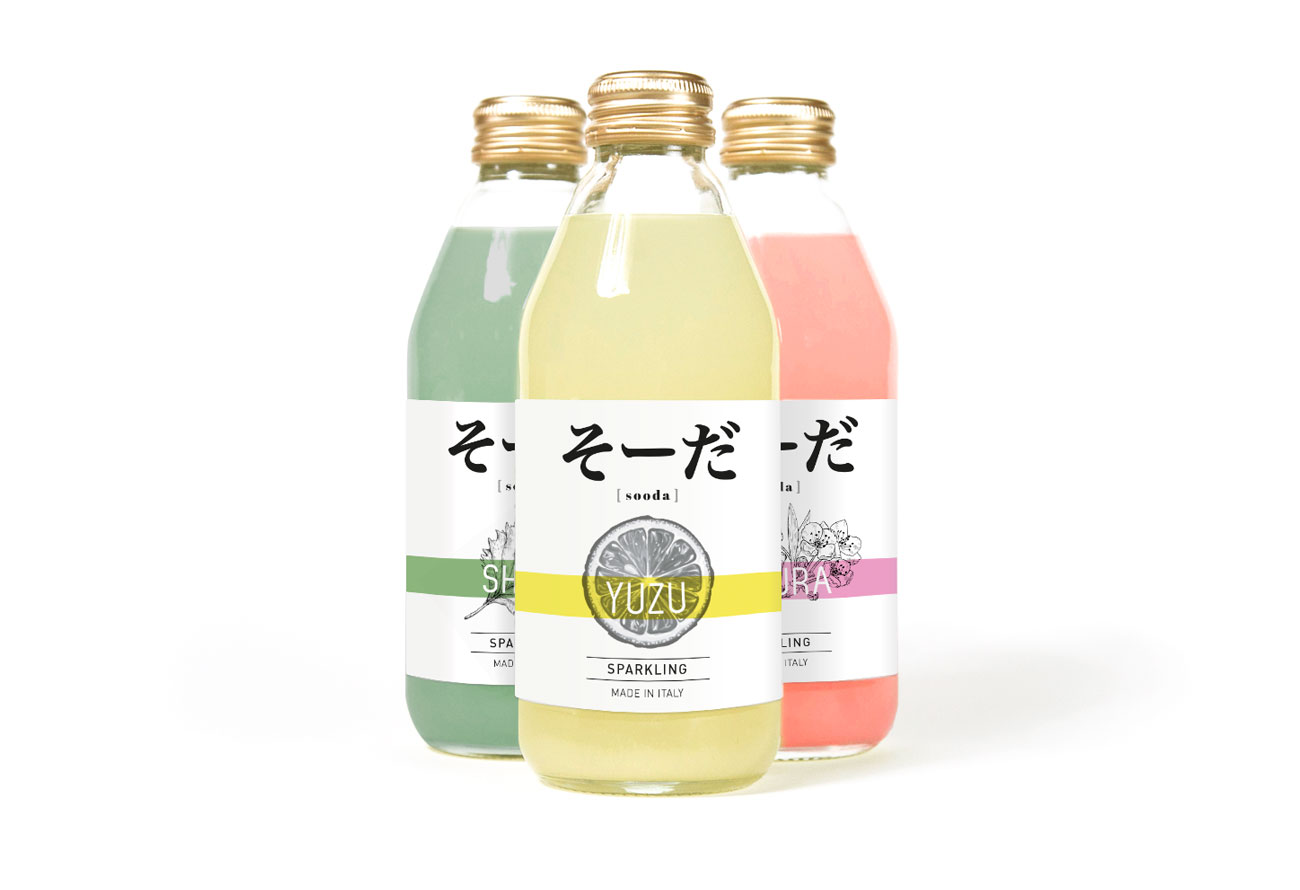 progettazione etichette beverage