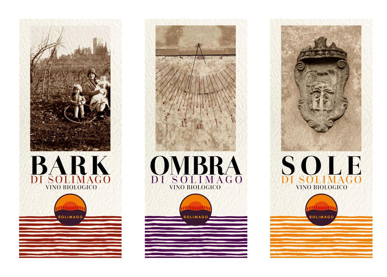 progettazione grafica etichette vino