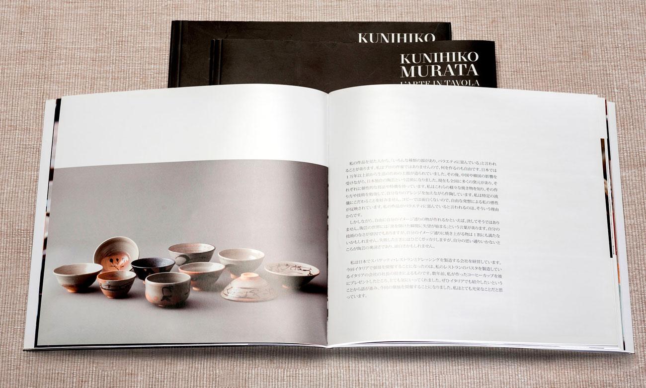 progettazione cataloghi mostre