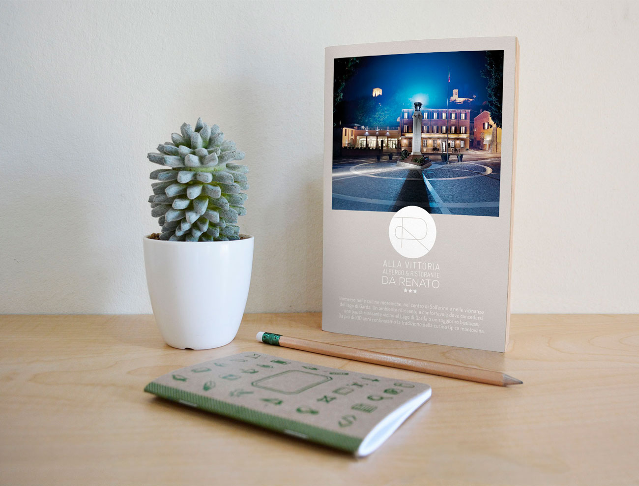 progettazione brochure